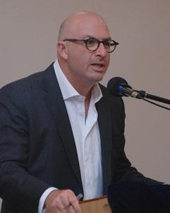 Gary Eisenberg, président du Cape South African Jewish Board of Deputies.