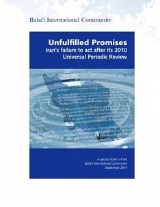 Droits de l'homme en Iran : nouveau rapport sur les promesses non-tenues