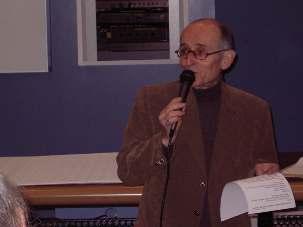 Pierre Martin, représentant des baha'is de Quimperlé