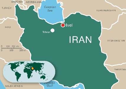 Ivel est un village isolé dans la province du Mazandaran dans le nord de l'Iran, situé à quelques 90 kilomètres de la ville de Sari.