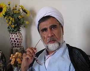 Hojatoleslam Mohammad Taghi Fazel Meybodi un religieux de haut rang en Iran