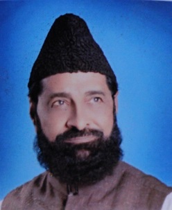 Allama Abulfateh G. R. Chishti, directeur de la Universal Interfaith Peace Mission (Mission Universelle Interreligieuse pour la Paix).