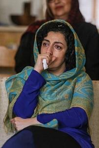 Nargess Mohammadi, une célèbre militante des droits des femmes et la vice-présidente du Centre des défenseurs des droits de l'homme.