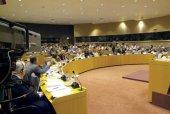 Le Parlement européen au travail