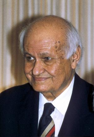 La dernière Main de la Cause Alí-Muhammad Varqa, décédé le 22 septembre 2007