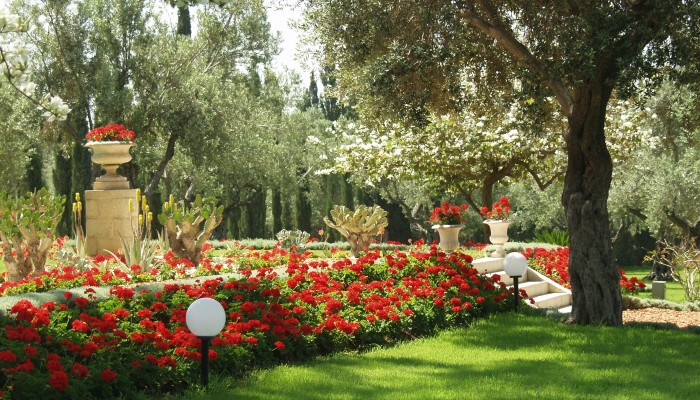 Jardin Bahji