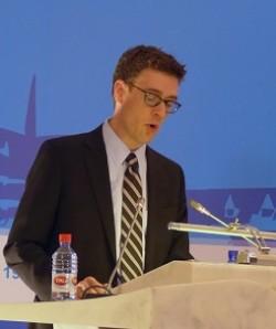 M. Andrew Bennett, ambassadeur du Canada pour la liberté religieuse. Photo numérique/(c) DFATD