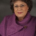 Ana Gomes du Portugal, membre du Parlement européen qui, avec quatre autres députés, a fait une déclaration en faveur des sept anciens responsables bahá'ís emprisonnés à tort en Iran.