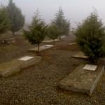 Le cimetière bahá'í de Sanandaj où les autorités refusent l'enterrement d'une femme bahá'íe.