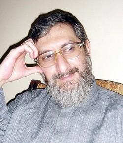 L'ayatollah Abdol Hamid Masoumi-Tehrani