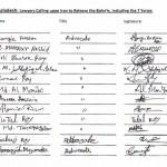 Une lettre signée par une douzaine de professionnels du droit au Bangladesh demandant la fin de la persécution des bahá'ís en Iran.