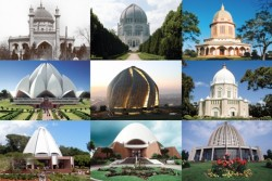 Maisons d'adoration bahá'íes