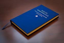 Le nouveau volume de textes sacrés bahá'ís, Days of Remembrance, a été publié le 18 janvier. Il offre quarante-cinq textes révélés spécifiquement pour les neuf jours saints, ou qui les mentionnent, commémorés annuellement par la communauté bahá'íe.