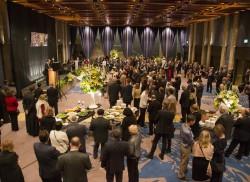 La réception du Naw-Rúz à Jérusalem a rassemblé un éventail d'invités pour commémorer l'occasion festive de la nouvelle année.