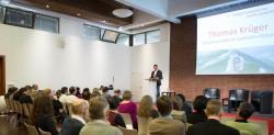 Quelque 60 participants ont exploré le rôle de la religion dans la société à la lumière des questions que la migration et l'intégration ont soulevées en Europe au cours des dernières années.