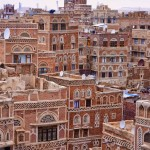 Une image de la vieille ville de Sana'a, capitale du Yémen. Crédit photo : Rod Waddington