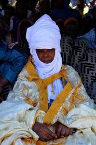 Le grand chef Djaouga Abdoulaye