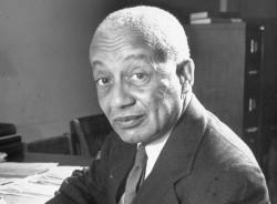Alain Locke a été le premier érudit afro-américain à bénéficier d'une bourse Rhodes, et on se souvient de lui comme du doyen de la renaissance de Harlem.