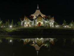 La maison d'adoration de nuit