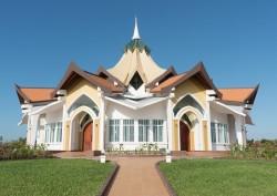 La maison d'adoration bahá'íe de Battambang au Cambodge sera inaugurée le 1er septembre.