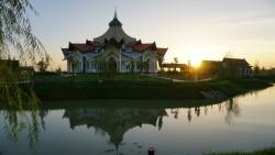 La maison d'adoration bahá'íe de Battambang sera inaugurée le 1er septembre ; elle est la première maison d'adoration locale au monde.