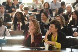 Des participants à la conférence ASCL du 26 au 28 octobre à Washington, D.C.