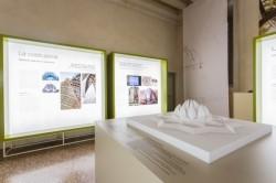« Architecture et marbre : symbiose de l'inventivité et de la matière », une exposition d'un mois au musée Palladio, a mis en lumière l'architecture de plusieurs bâtiments bahá'ís.