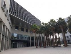 Le séminaire « Tolérance dans les EAU : Histoires et réflexions sur la tolérance religieuse et l'État-nation moderne » a eu lieu sur le campus de l'université de New York à Abu Dhabi aux Émirats arabes unis, du 13 au 14 novembre 2017. (Photo disponible sur Wikimedia Commons)