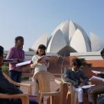 Inspirés par les principes bahá'ís d'unité et de justice, des milliers de jeunes à Delhi sont au cœur d'activités communautaires de grande envergure.