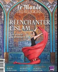 Le magazine Le monde des religions de janvier-février 2018 consacre deux pages à la foi bahá'íe.