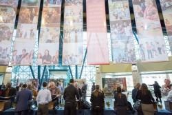 Des délégués du monde entier sont arrivés le 25 avril à Haïfa pour la 12e Convention internationale bahá'íe.