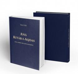 La traduction du Kitab-i-Aqdas en cebuano, deuxième langue maternelle des Philippines, a été publiée le mois dernier.