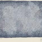 La communauté bahá'íe s'efforce de contribuer à l'avancement de la pensée par sa participation aux discours de la société. Galaxies, planche IX de Meanders, par Mark Tobey, 1976. © 2018, Succession de Mark Tobey/Artists Rights Society (ARS), New York. Source: moma.org.