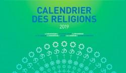 La 7e édition du calendrier des religions de la Ville de Strasbourg a été officiellement présenté le 28 janvier 2019.