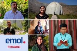 Un programme préparé par les bahá'ís du Chili et diffusé en ligne par EMOL TV, l'un des principaux organes d'information du Chili, explore les expériences de réponse à la crise sanitaire.