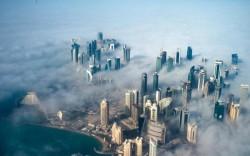 Doha, Qatar. Crédit image : Yoan Valat