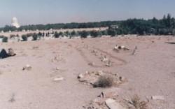 Le cimetière de Khavaran, au sud-est de Téhéran